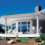 Porch, Replacement Windows, Harrisburg PA Picture - Easy Siders Home Improvement Co., Inc.