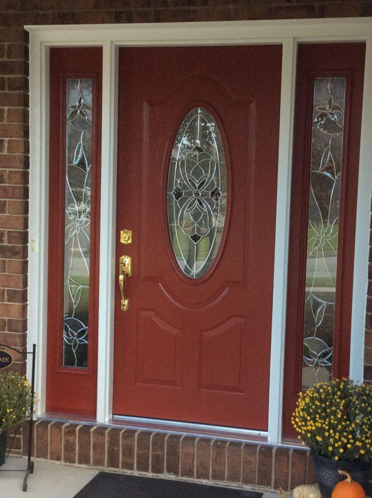 Entry Door Zimmerman After