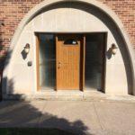 Saint Catherine's Door after