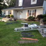 Fritz Porch Before