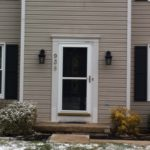 Tully Porch Before