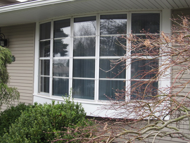 Replacement Bay Window Before