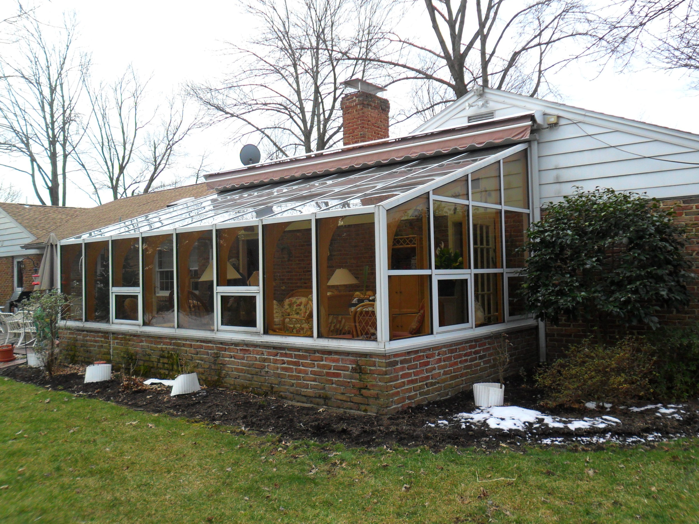 Before Sun Room